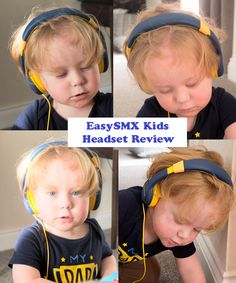 This EasySMX Kids Headset Review presents you with this item's great features. And because our little ones like being like us, why not treat them with this?