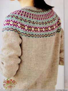 费尔岛和北欧提花 風工房 - 编织幸福 - 编织幸福的博客
