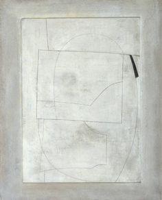 Ben Nicholson - Cool moon, 1962