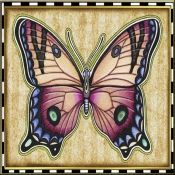 DM-Butterfly 4 - Accent Tile