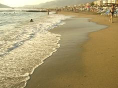 Alanya Beach, Turkey