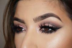 Ideas makeup tutorial eyeshadow smokey eye night urban decay for 2019 Eye Makeup Designs, Eye Makeup Tips, Makeup Ideas, Makeup Hacks, Beauty Makeup, Makeup Inspiration, Smoky Eyeshadow, Smokey Eye Makeup, Winged Eyeliner