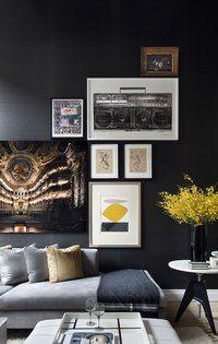 Пуфик   Домашние вдохновения   Дизайн интерьера