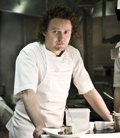 Chef Tom Kitchin - Castle Terrace, The Kitchin