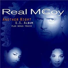 Real McCoy - Another Night Love the 80's #music