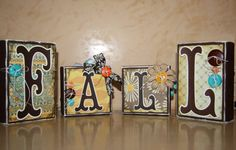 Fall/Harvest/Thanksgiving/Autumn Decor Sign by Tweetfeathers,