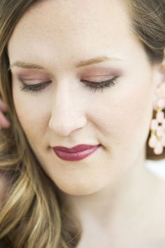 Get this wedding look without going to a professional with L'Oreal's Infallible collection.