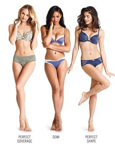 #newsletter VS 08.2014 10 bras. 1 perfect fit.