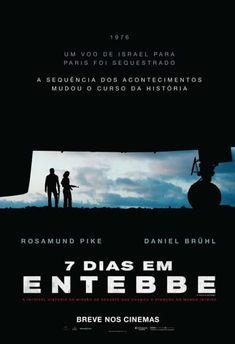 Em Julho de 1976, um voo da Air France de Tel-Aviv a Paris foi sequestrado e forçado a aterrar em Entebbe, na Uganda
