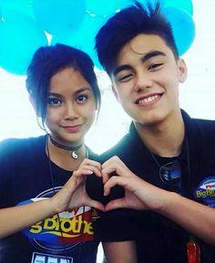 Kinilig tlaga ako!! Ylona Garcia, Bailey May, Bay And Bay, Couple Wallpaper, Fan Page, Pinoy, Filipino, Bae, Tv Shows