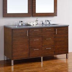 James Martin Metropolitan 60 in. Double Bathroom Vanity - 850-V60D-