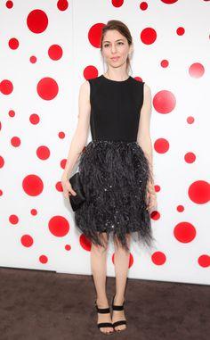 Fiesta de presentación de la colaboración de Luis Vuitton con Yayoi Kusama: Sofia Coppola