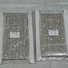 4mm argent auto-adhésif dos plat diamant strass cristal gem sticker craft