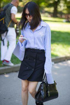 Vêtements de travail pour Noémie...