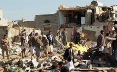 #موسوعة_اليمن_الإخبارية l أمريكا مولت الخطط الإنسانية باليمن بنحو نصف مليار دولار