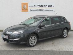 Vente flash Autotransac chez le concessionnaire Renault Rodez : RENAULT Laguna Estate occasion à RODEZ à 21 990€
