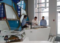 Ouverture#Nemeau#tonikstrategie Retail, Desk, Furniture, Home Decor, Openness, Table Desk, Shops, Interior Design, Offices