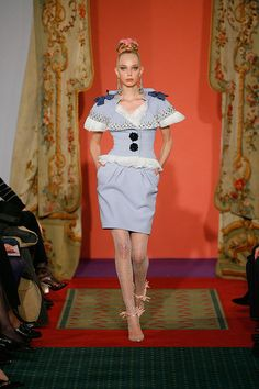Christian Lacroix Spring-summer 2009 - Couture