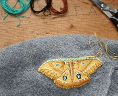 Fix Torn Clothing and Make It Better Than Ever With Embroidery