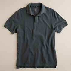 [J.Crew] 'Chalkboard' Repp Pique Polo, *Available in Various Colors* - $39.50