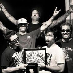 NEWS: The punk rock band, Lagwagon, has been added, as support, to NOFX and Alkaline Trio's co-headlining UK tour, for June and July. You can check out the dates and details at http://digtb.us/1Nxz4xB