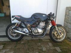 Bildresultat för cb 500 -99 custom