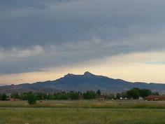 Heart Mountain, Cody Wyoming