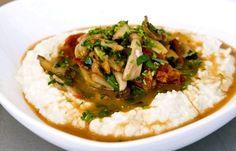 Mushroom Stew - Chef Kevin Chong