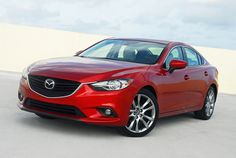 2014 Mazda MAZDA6 Grand Touring Review & Test Drive Mazda6, Automobile Industry, Driving Test, Touring, Bmw