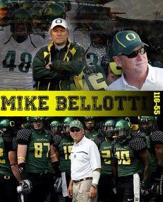 Mike Bellotti #NCAA Hall Of Fame #GoDucks