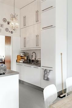 mooie kleine keukenwand uit VT wonen