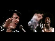 "Elvis Presley's cover of ""Bridge Over Troubled Water,"" which was originally a Simon and Garfunkel song. Nobody sings this song better than The King."