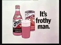 Cresta - It's Frothy Man. (BMP) Tv Adverts, Tv Ads, My Childhood Memories, Great Memories, Grow Up People, Advertising History, Old Commercials, Uk Tv, Kids Growing Up
