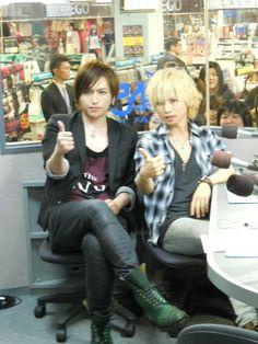 Tora and Hiroto
