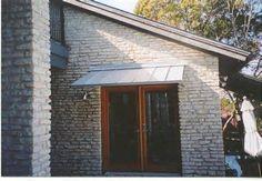 Residential Metal Awnings Two Flat In 2018 Pinterest Doors