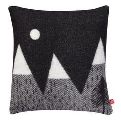 Mountain Moon Woven Cushion £65.00
