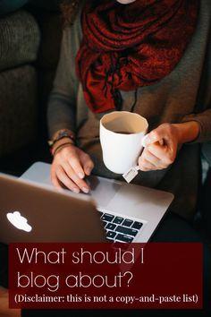 Ideas for slightly more in-depth, money-generating posts. // sarahvonbargen.com #business #blogging