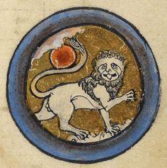 Psalter, Use of Sarum ('The Rutland Psalter') Date c 1260 Add MS 62925 Folio 4r