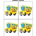 These Memory cards are a wonderful asset to any lesson plan with transportation theme.