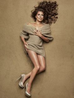 Ruven Afanador, portrait of the ageless beauty, Vanessa Williams
