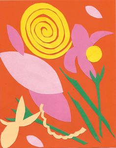 """Excellent """"abstract artists matisse"""" info is offered on our web pages. Take a look and you wont be sorry you did. Paper Cutout Art, Abstract Artists, Paper Collage, Art Painting Oil, Elementary Art, Map Murals, Henri Matisse, Oil Painting Abstract, Matisse Cutouts"""