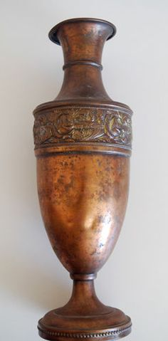 "this is a real unique vase. it would make for a great conversational item as it was given as a gift for Purim holiday in Haifa, Israel at 1967. it is dedicated to ""Yafa Mazalzl"" (shown in the pictures). Purim is a Jewish holiday in which everybody dress up in customs and party. the added vale is that 1967 was the year that the sixth day war started between Israel and all its Arabic neighbors. it was a swift victory in which lots of land was conquered and occupied."