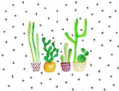 Cactus printable - cinco de mayo, fiesta?