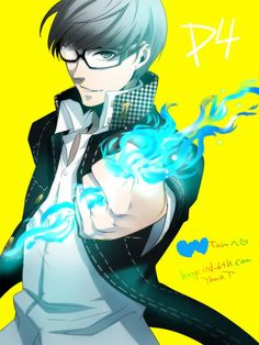 Yu Narukami/Protagonist from Persona 4 drawn by Yana Toboso, creator of Black Butler/Kuroshitsuji! Jrpg Games, Yu Narukami, Story Characters, Fictional Characters, Shin Megami Tensei, Persona 4, Black Butler Kuroshitsuji, Manga, Akira