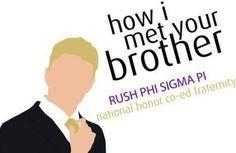 Phi Sigma Pi Rush Theme via redseapedestrian on Tumblr