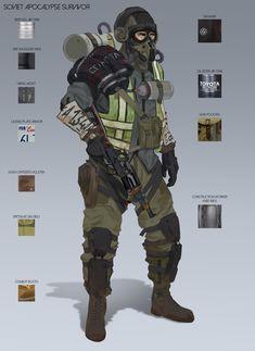ArtStation - Sacha of the Spartan Rangers, Will JinHo Bik