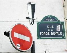 rue de la Forge-Royale - Paris 11ème