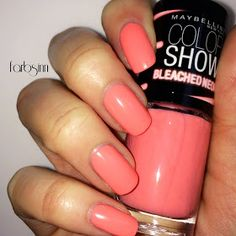 Maybelline - Coral Heat