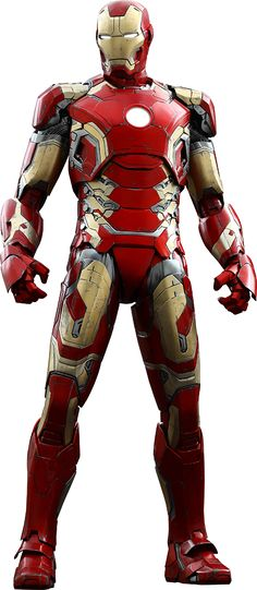Hot Toys Iron Man Mark XLIII Quarter Scale Figure