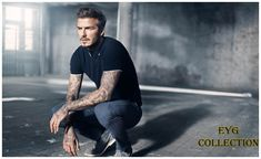 The king of style David Beckham inspires each one of us with his style and personality. For some of us, fashion starts and ends with what David Beckham wears. This article talks about the best outfits which David Beckham wore. David Beckham Photos, Style David Beckham, Moda David Beckham, Define Fashion, Tailored Shirts, Tailored Trousers, Modern Essentials, Sharp Dressed Man, Madame